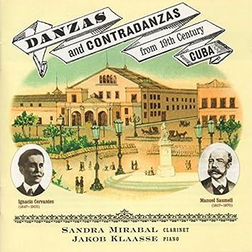 Danzas & Contradanzas Of 19th Century Cuba