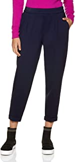 United Colors of Benetton Kadın Beli Lastikli Pantolon