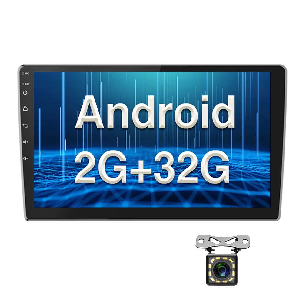 Radio de Coche Android 2G+32G Pantalla Táctil de 10 Pulgadas Estéreo GPS CAMECHO 2