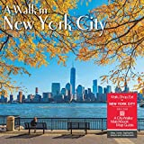 A Walk in New York City 2021 Wall Calendar (A Walk In 2021 Calendars)