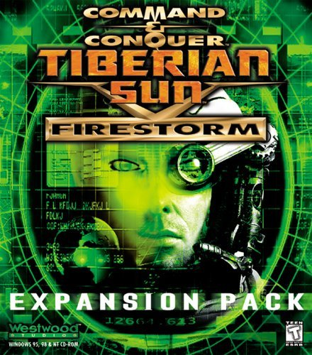 Command & Conquer Tiberian Sun Expansion Pack: Firestorm - PC by Electronic Arts