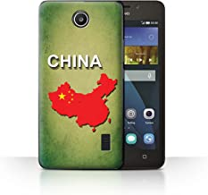 STUFF4Phone Case/Cover/Skin/huay635/Flag Naciones Collection Chine/Chinois