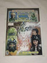 The Monster of Peladon Doctor Who An Adventure in Space And Time Issue 27 1974