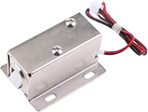HOMYL Electric Lock 24V 0.52A Door Access Control Cabinet Gate Locker Security Replacement