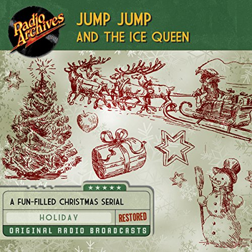 Jump Jump and the Ice Queen audiobook cover art