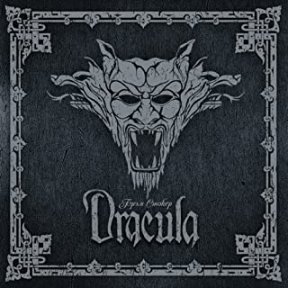 Drakula audiobook cover art