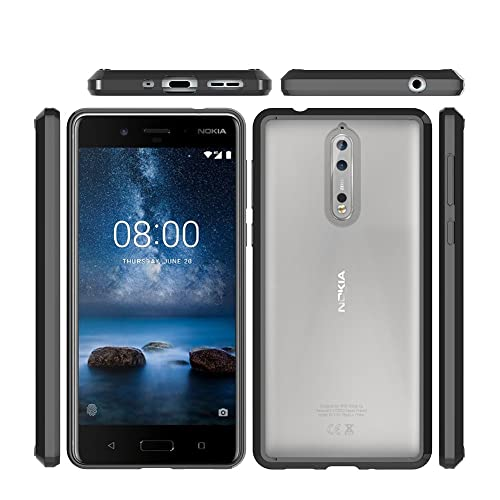 check out ebf10 39f79 Nokia 8 Case: Buy Nokia 8 Case Online at Best Prices in India ...