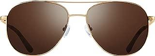 Womens Polarized Sunglasses Maxie Navigator Frame 58 mm