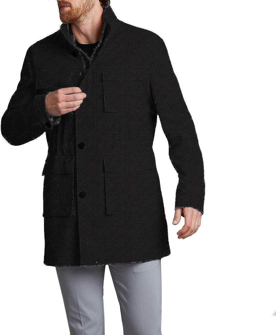 Chaps Men's Casual Coat