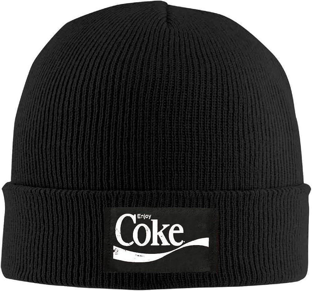 Enjoy Coke Fashion Wool Cap Unisex Daily Casual Beanie