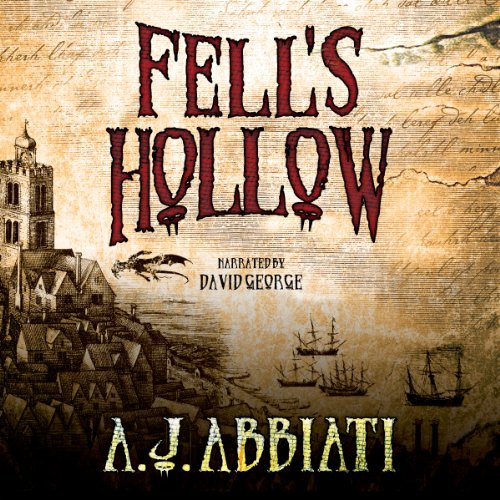 Fell's Hollow audiobook cover art