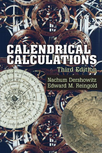 Download Calendrical Calculations 0521702380