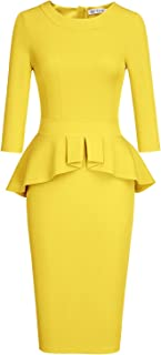 Best yellow dress suit Reviews