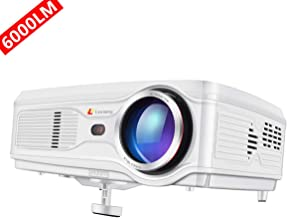 Lexsong HD Video Projector 1920×1080P and 300