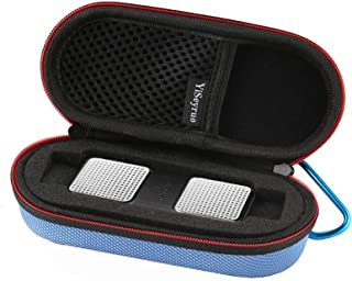YiSeyruo Hard Travel Case Compatible for AliveCor Kardia Mobile ECG/EKG Monitor/SnapECG Portable EKG Monitor &Other Small Accessories- with Foam
