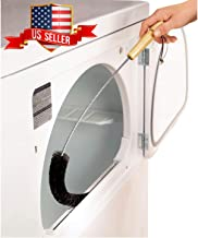 Flexible Clothes Dryer Lint Vent Trap Cleaner Brush Gas Electric Fire Prevention Exhaust