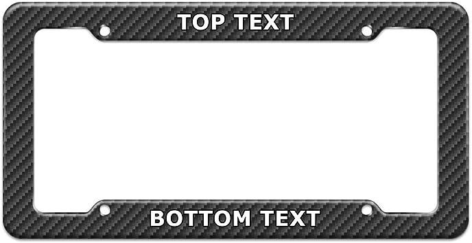 Custom Plate Frames