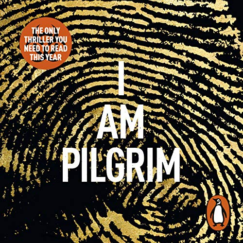 I Am Pilgrim, Volume 1 audiobook cover art