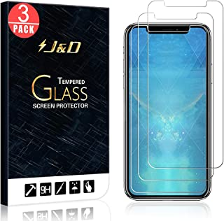 J&D Compatible for 3-Pack iPhone XR 6.1