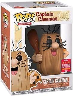 Funko POP! Captain Caveman - Convención de Verano 2018/Walgreens Exclusive