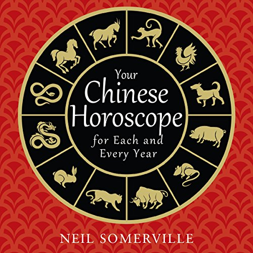 Your Chinese Horoscope for Each and Every Year audiobook cover art