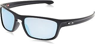 Oakley Men's Oo9408 Sliver Stealth Square Sunglasses