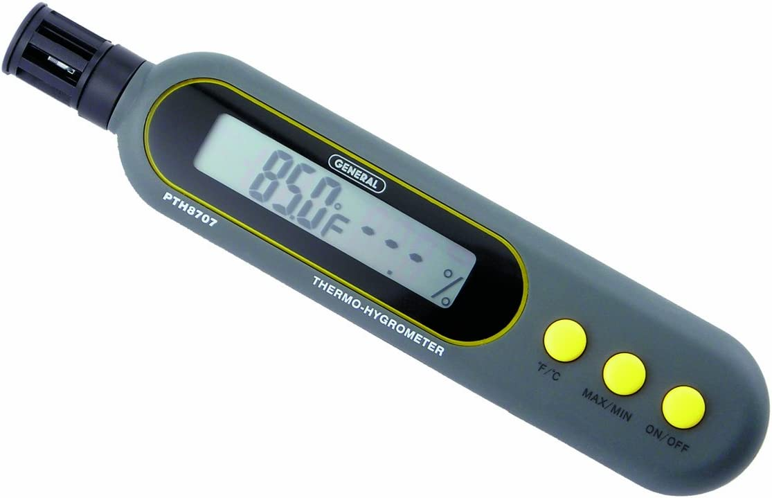 Pen-Type Thermo-Hygrometer For Schools