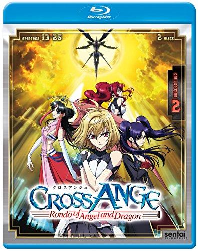 Cross Ange: Rondo of Angel and Dragon: Collection 2 [Blu-ray]