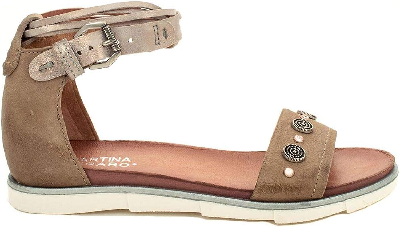 Mjus Martina BURARO 740024 Sandalo Opale-FOSSILE