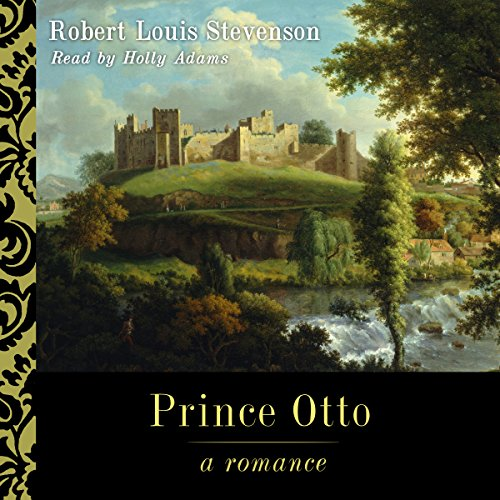 Prince Otto: A Romance audiobook cover art