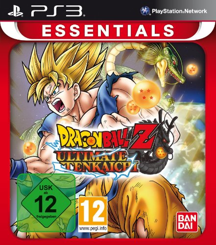 Dragonball Z Ultimate Tenkaichi [Essentials] - [PlayStation 3]