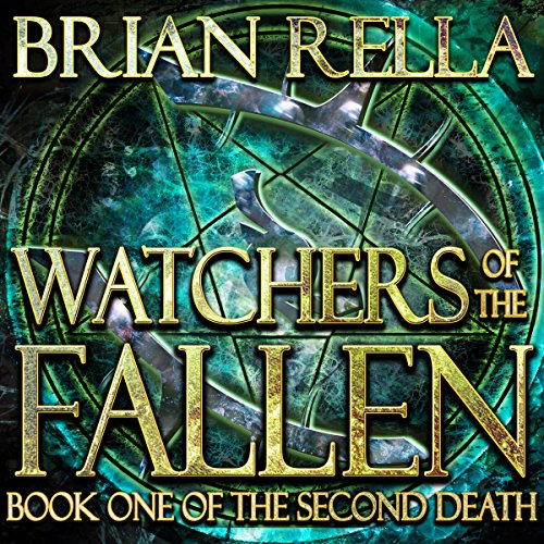 Watchers of the Fallen audiobook cover art