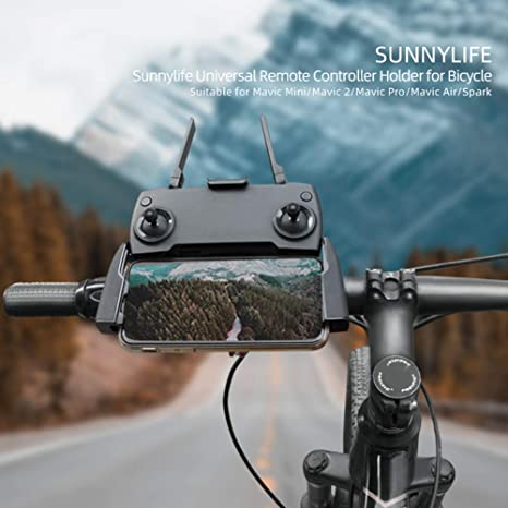 Details about  /Remote Control Fixed Bracket Holder Bicycle Adapter Set for DJI Mavic Air 2 Bike