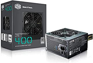 Cooler Master MasterWatt Lite 400 230V Alimentatore 'Non-Modulare, 80 Plus White, 400W' MPX-4001-ACABW-EU