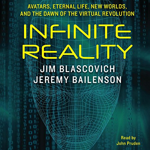 Infinite Reality audiobook cover art