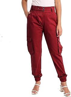 Jadardin Women's Belt Pants