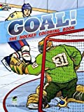 GOAL! The Hockey Coloring Book (Dover Coloring Books)