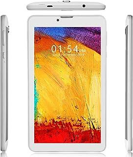 Indigi® 7 pulgadas 3G GSM+WCDMA Phablet Smartphone + Tablet PC Android 4.4 GPS WiFi desbloqueado!