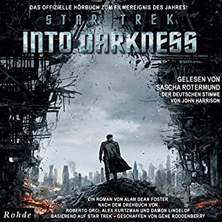 Star Trek: Into Darkness Titelbild