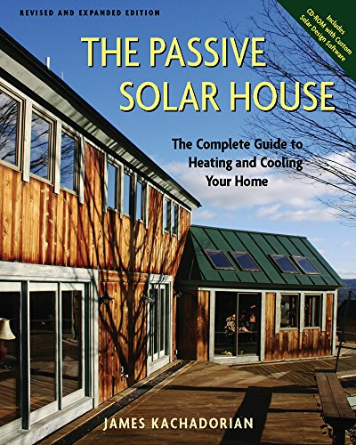Passive Solar House: The Complete Guide to Heating and Cooling Your Home