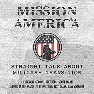 Mission America audiobook cover art