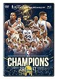 2017 NBA Champions DVD & Blu-ray combo