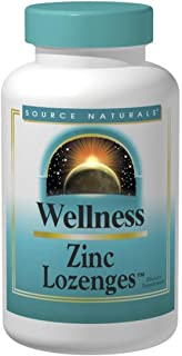 Source Naturals - Wellness Zinc Lozenges - 60 tablets