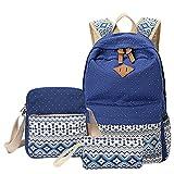 MingTai Backpack Mochilas Escolares Mujer Mochila Escolar Lona Bolsa Casual Para Chicas Bolsa De...