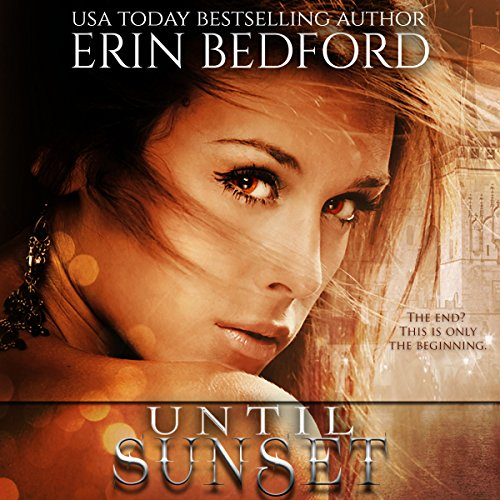 Until Sunset: A Dystopian Fairy Tale audiobook cover art