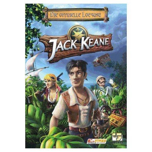 Jack Keane ( Lösungsbuch )