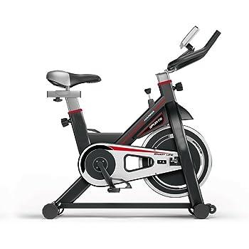 Deluxe Fitness Bicicleta de Spinning Fitness Resistencia Ajustable ...