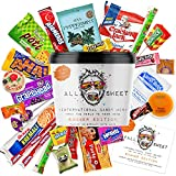 ALL SWEET 28 Teile Süßigkeiten aus Aller Welt Summer Edition, Amerikanische Süssigkeiten Box XXL, Süßigkeiten Großpackung die Mystery Box (Summer Edition)