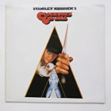 Stanley Kubrick's A Clockwork Orange (Music From The Soundtrack) [LP]