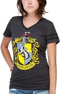 Hufflepuff Jrs V-Neck T-Shirt